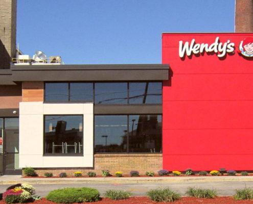 Wendy's - Fall River, MA